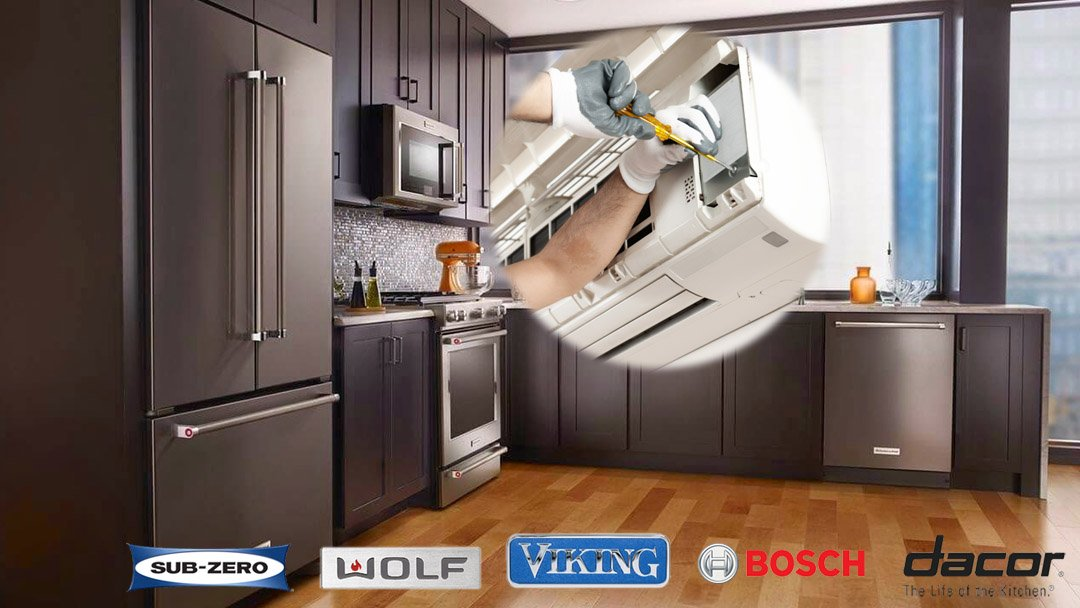 Kitchen Liance Repairs